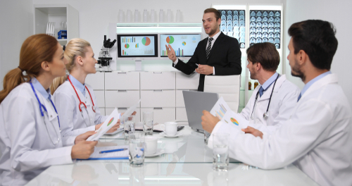 Healthcare Career Guide Salary Degree Information management