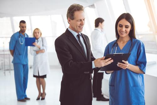 Healthcare Career Guide Salary Degree Information hospital management