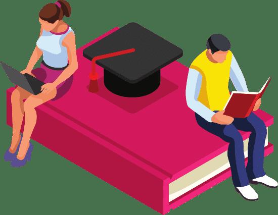 online graduate studies image