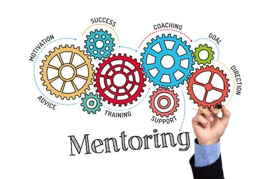 Gears and Mentoring Mechanism on Whiteboard