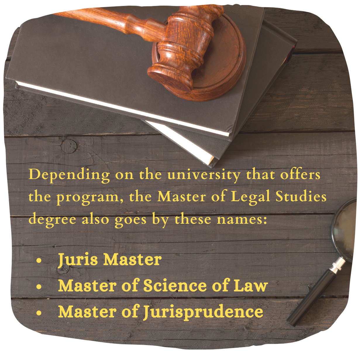 Master of Law fact 2