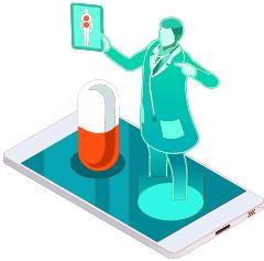 Online Master Healthcare - divider