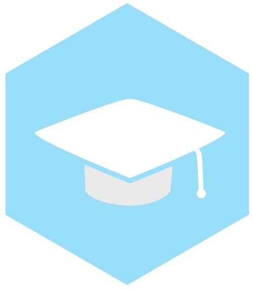 divider - college concept