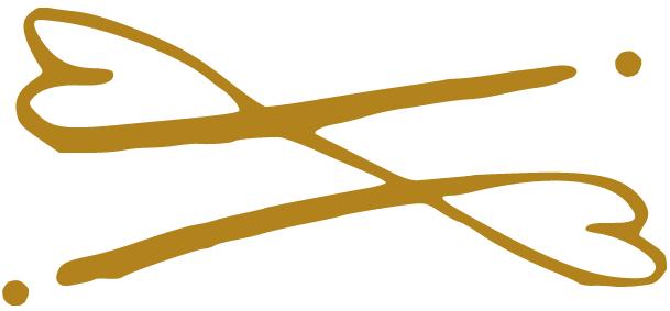 divider gold