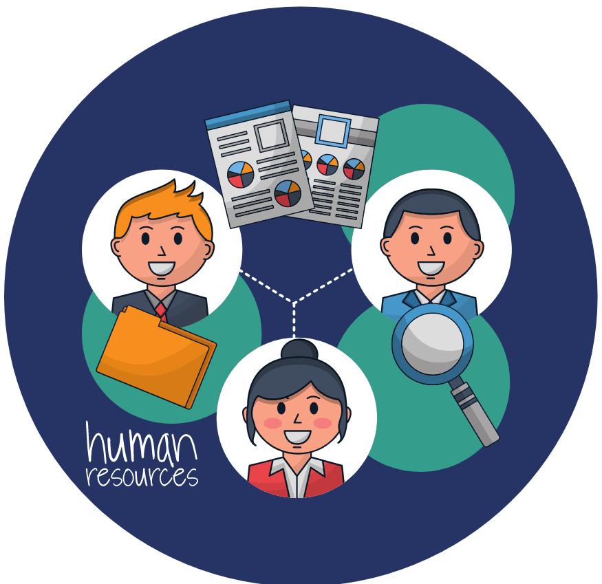 Online HR - divider