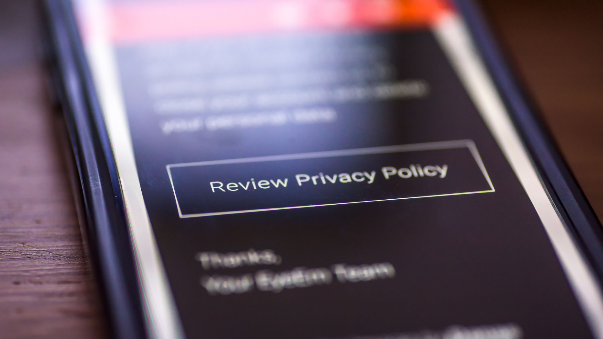 GSC - privacy policy image