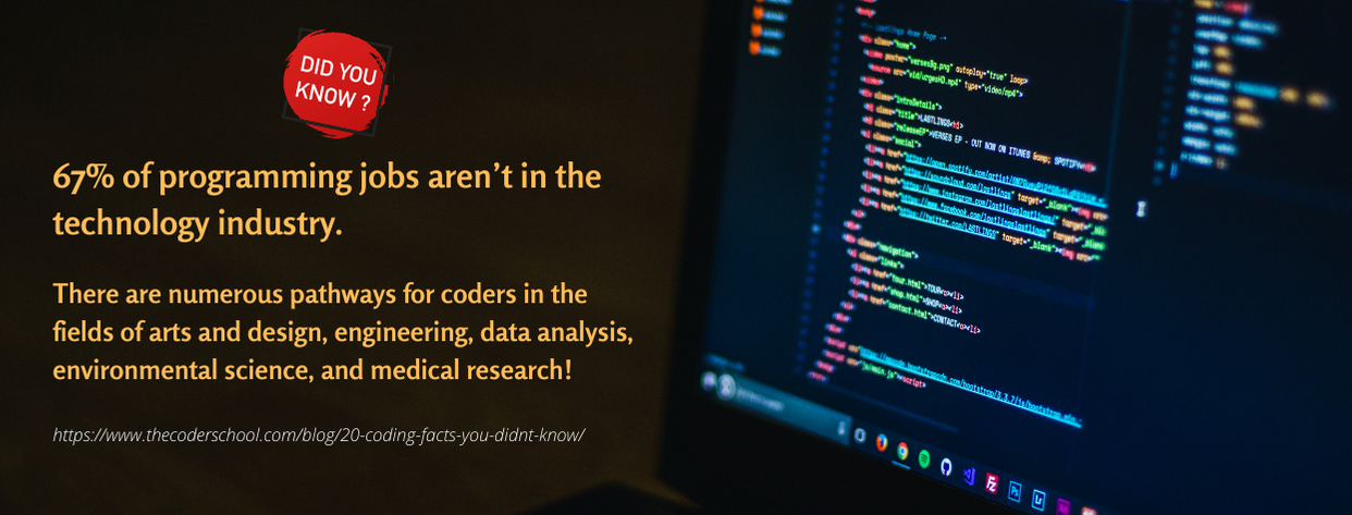 GSC_Programming and Coding - fact 1