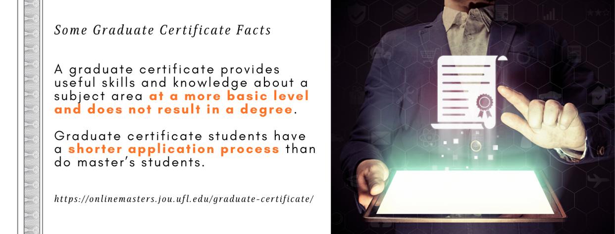 Grad Certs fact 4