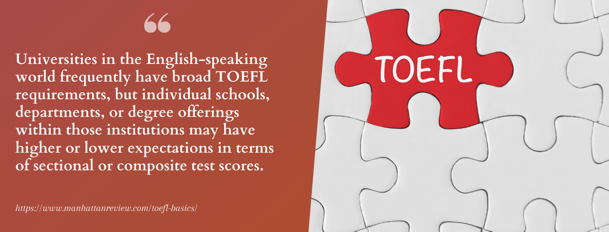 TOEFL fact 1