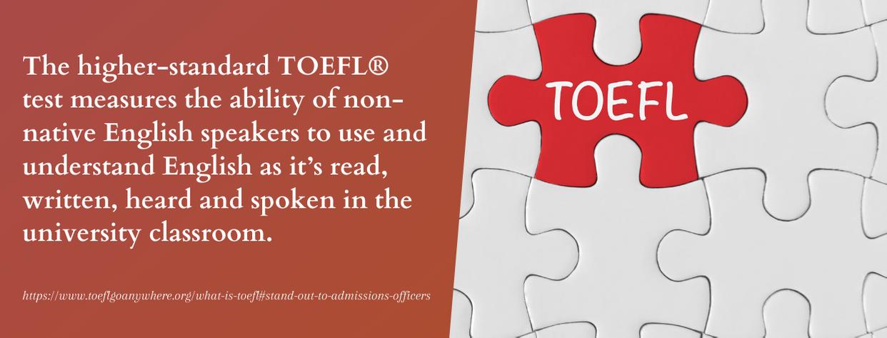 TOEFL fact 3