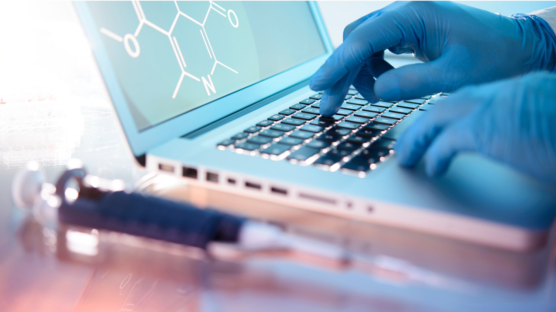 Best Online Master's Applied Science - featured image of scientist working on research