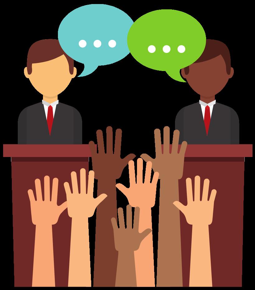 Best Debate Topics for Grad School Students - Divider