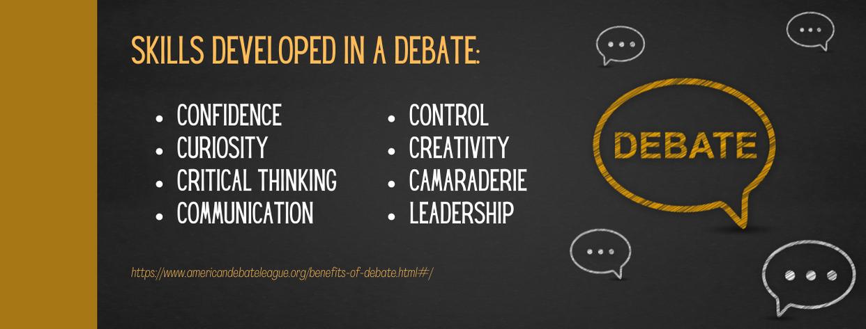 College Debate fact 1