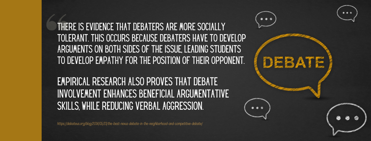 College Debate fact 4