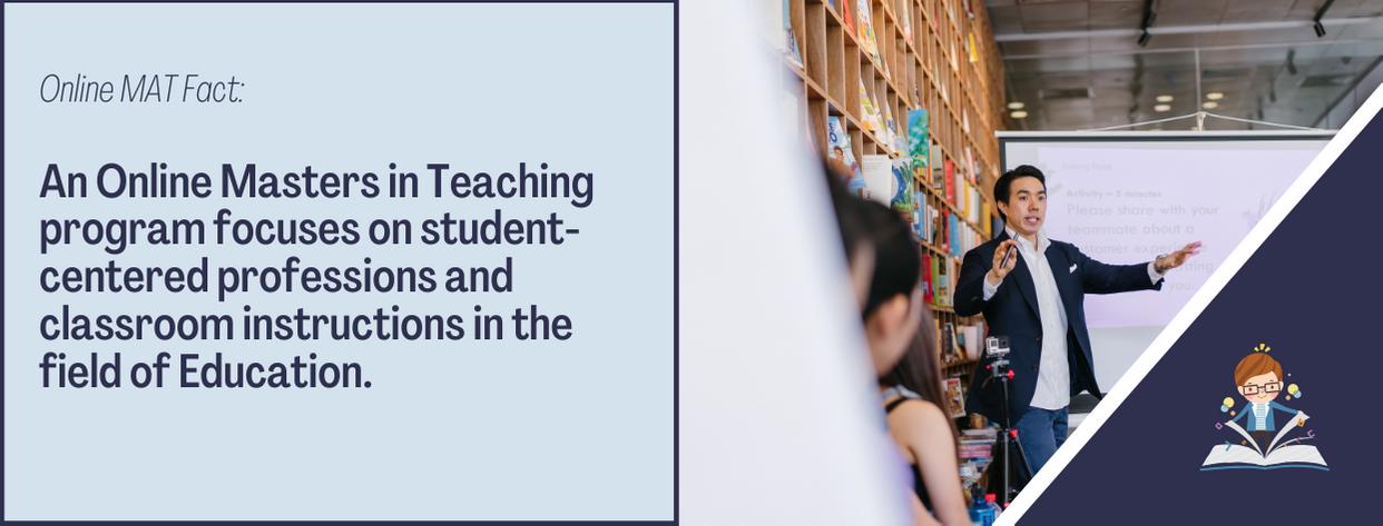 Master's in Teaching Fact 3