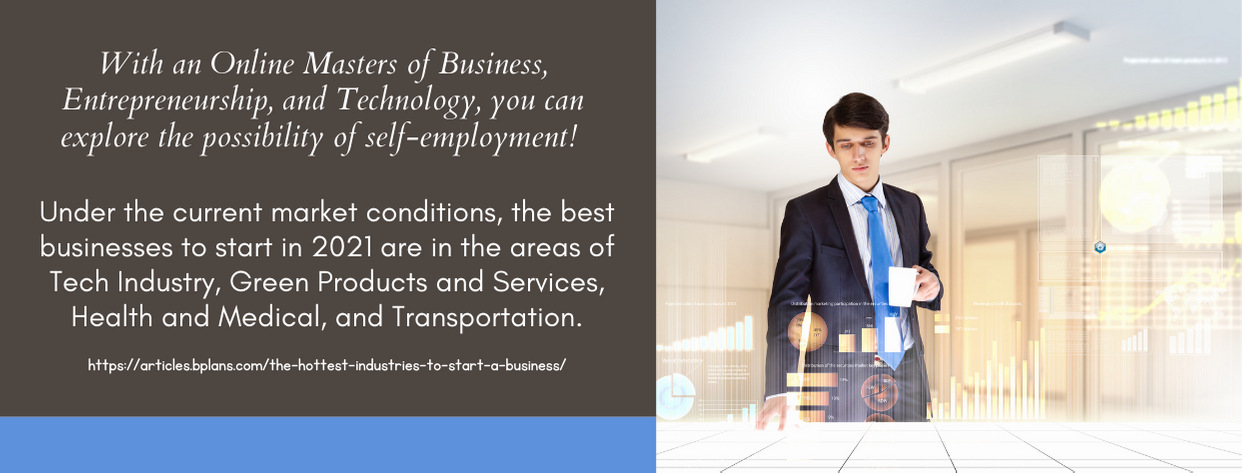Best Masters of Business Entrepreneurship and Technology -fact 3