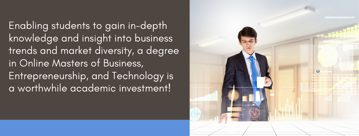 Best Masters of Business Entrepreneurship and Technology -fact 4