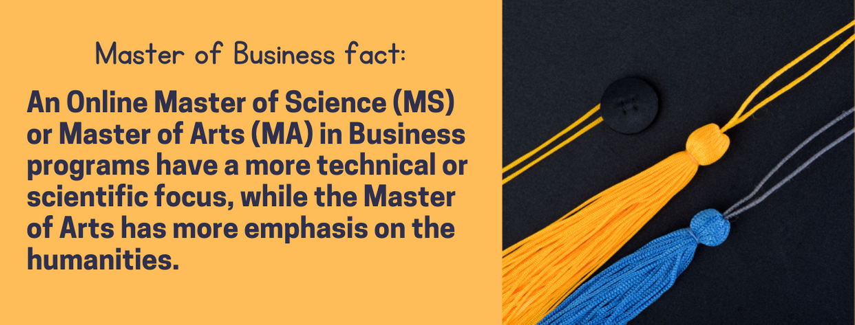 Best Masters of Business - fact 2