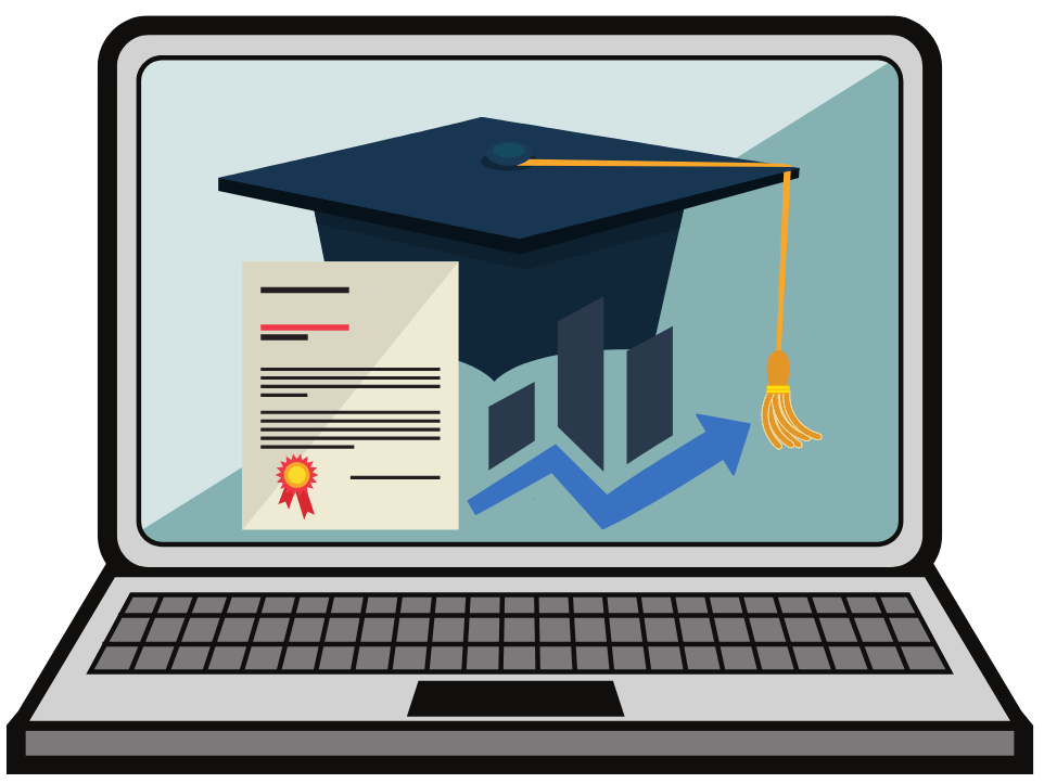 Best Online Masters of Business Graduate Schools - Divider