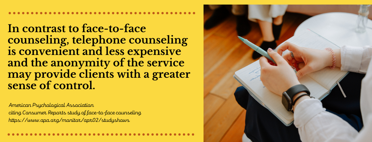 Best Master's Counseling fact 5