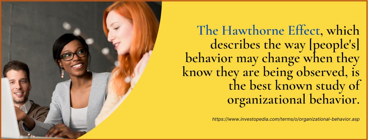 Master's of Organizational Behavior and Development fact 2