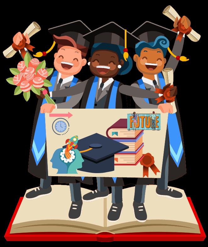 Cutting Edge Graduate Schools Leading Us Into The Future - Divider