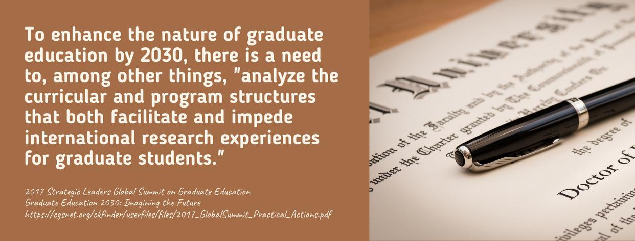Cutting-edge Graduate Schools - fact