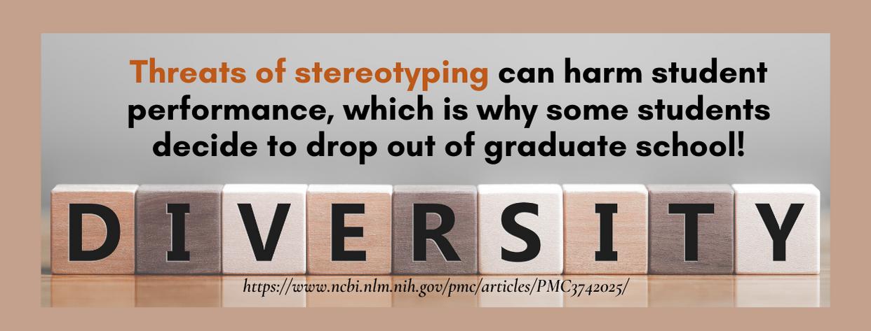 Grad School Diversity - fact 1