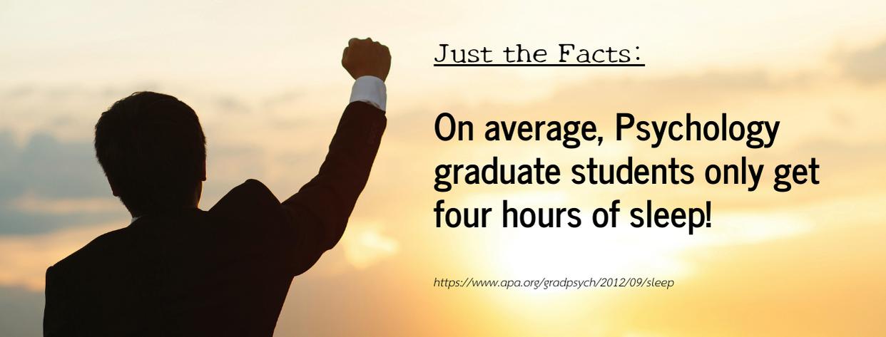 Grad Student Success Key Habits-fact 4