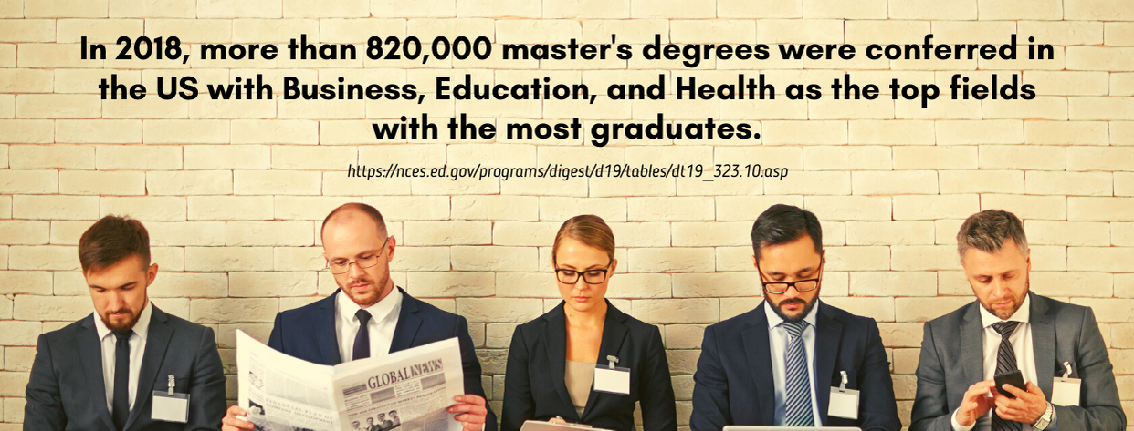 Highest Paying Master's - fact 4