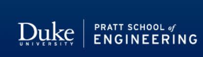 Duke University – Pratt School of Engineering