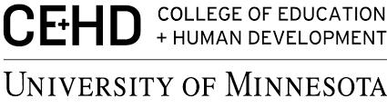 University of Minnesota – College of Education and Human Development