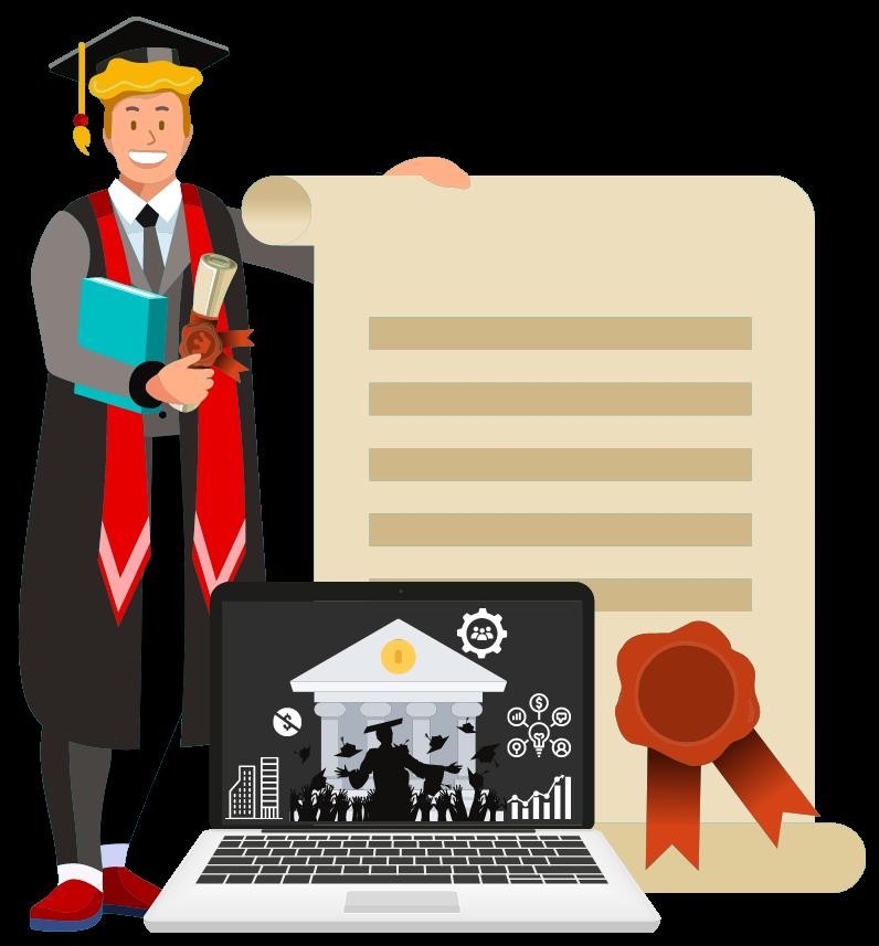Best Online Masters of Public Service Graduate Schools - Divider
