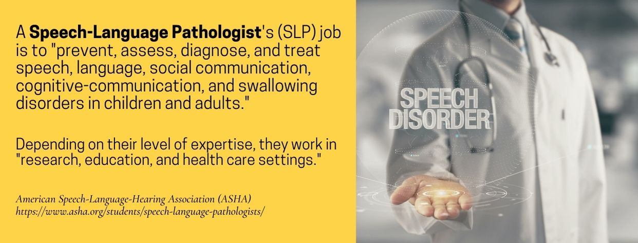 GSC_Online Master's in Speech Pathology - fact